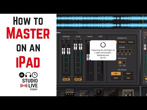 Mastering a song in iOS - Final Touch(es)
