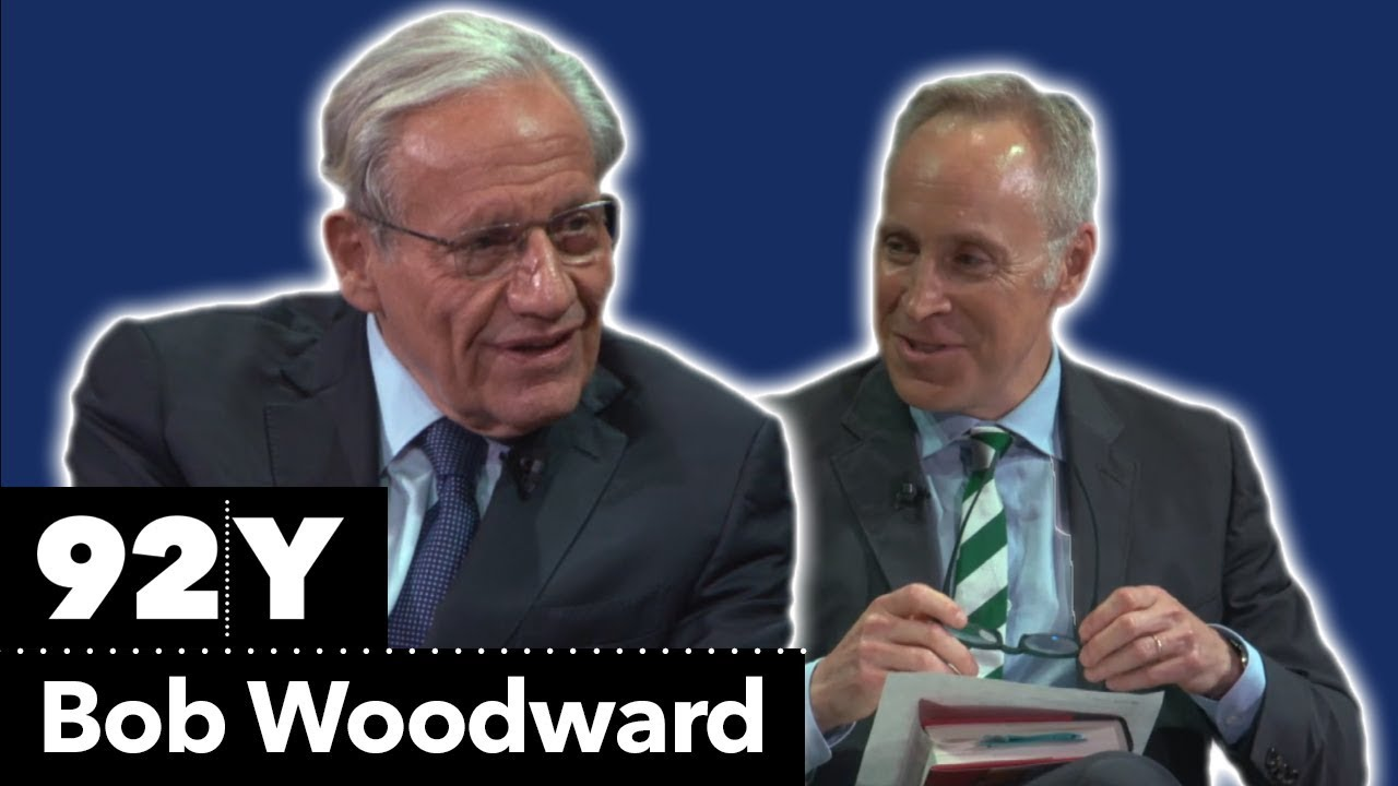 """Bob Woodward's """"FEAR: Trump in The White House"""""""