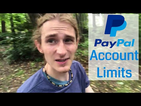 PayPal Account Limits - PayPal Jail - Rolling Reserves - Withholding Limits - Collateral Reserves