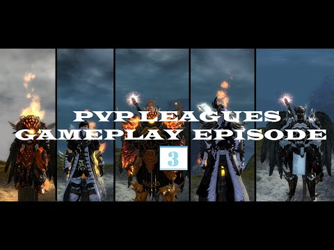 Guild Wars 2 (PvP Leagues S2 – Meditrap Guard) Episode 3