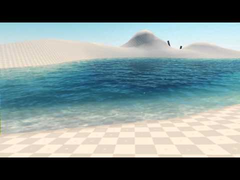 water/underwater & sky shader update #02