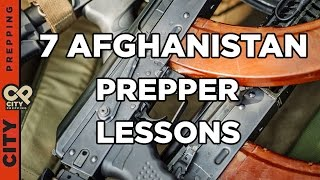 Download 7 prepper lessons I learned in Afghanistan Video