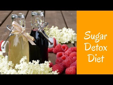 The 10 Day Sugar Detox Diet To Reset Your Body and Brain