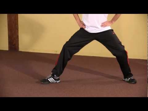 Nunchaku Basic Striking Tutorial - Part 2 - Combat Stance