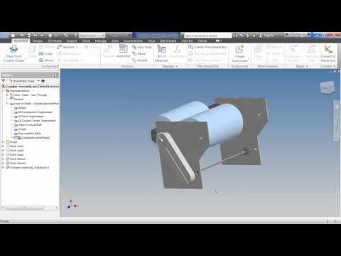 Autodesk Inventor 2013 Tutorial | Shrinkwrap