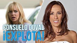 ¡Consuelo Duval explota contra Anna Faris y Eugenio Derbez!