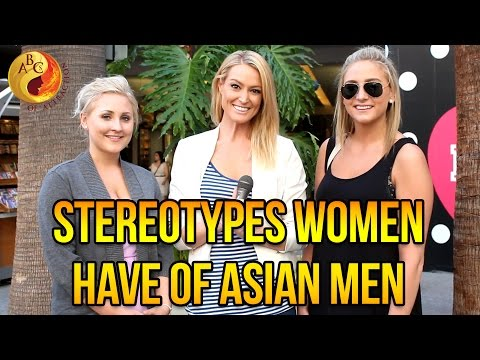 What Stereotypes Do American Women Have Of Asian Men (AMWF)? 美国女生对亚裔男生有哪些偏见?|한국 남성 의 고정 관념 미국 여성 유무