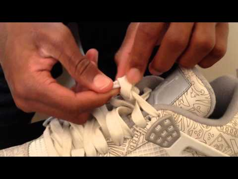 How To Tie Two Different Swag Knots