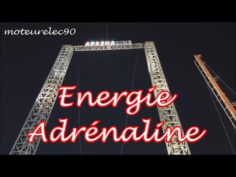 Adrénaline, chute libre et conservation de l'énergie cycle 4