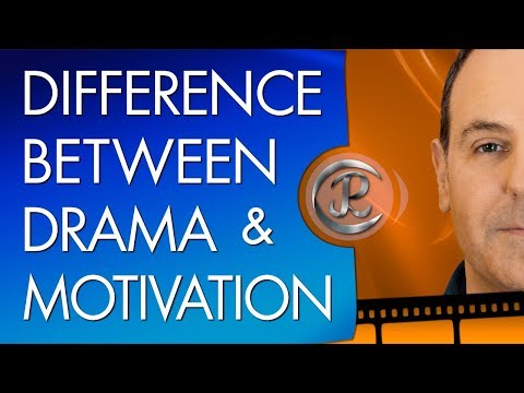 Difference Between Drama and Motivation (What to expect from Channel)