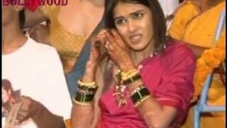 Genelia D'Souza Bindaas Dance at Her Marriage Party