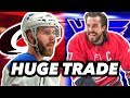 Justin Faulk TRADED To The St Louis Blues