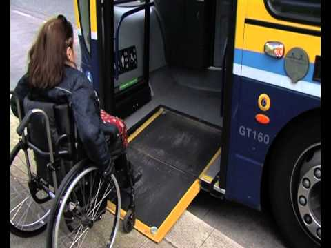 SBHI Peer Support - 'How to Do' videos - Dublin Bus