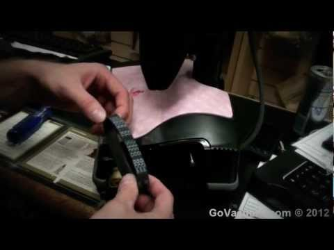 How To Repair A Oreck Belt On An Oreck Vacuum Cleaner XL Directions & Instructions