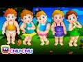 Chubby Cheeks Rhyme With Lyrics And Actions English Nursery