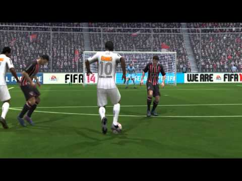 Ronaldinho | The Legend | Skills and Goals by FIFA 14