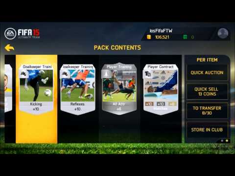 Fifa15 ios: How to Make Fast & Free Coins!