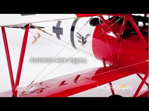 Albatros D.Va 25e ARF by E-flite