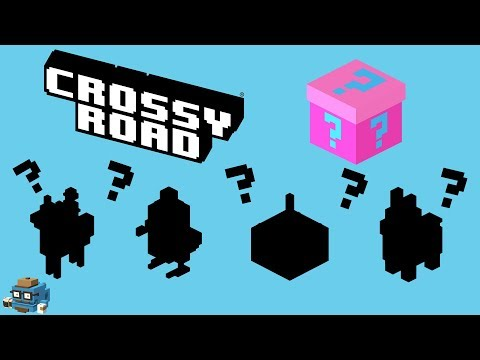 Crossy Road MYSTERY CHARACTERS [Official]
