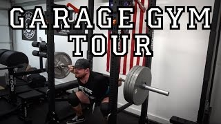 One Car Garage Gym Tour