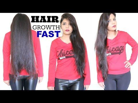 How To Grow Long Hair FAST | Hair Care Routine  | SuperPrincessjo