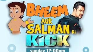 Pogo TV   Bheem aur Salman ki Kick