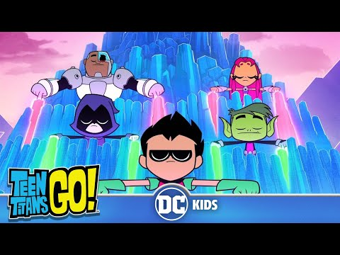 Xxx Mp4 Teen Titans GO To The Movies Exclusive Clip Time Cycles DC Kids 3gp Sex