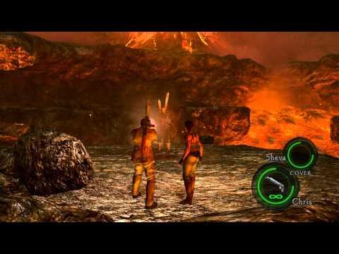 Resident Evil 5 PC Mod - Uroboros Wesker Midnight - PakVim
