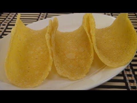 Taco Shells | Chef Roopa Nabar | Sanjeev Kapoor Khazana