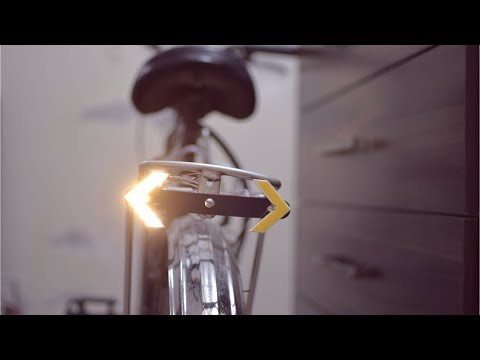 How to ADD STYLISH Arrow Indicators to Bicycle - DIY Project