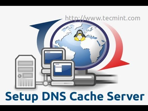 Dns Cache Server Configuration in redhat 7 | Centos7 | DNS Server in linux