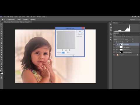 How To Brighten a Dark Photo And Create Creamy Skin Tones   In PS and LR
