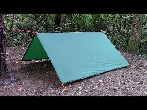 Basic A-Frame Shelter