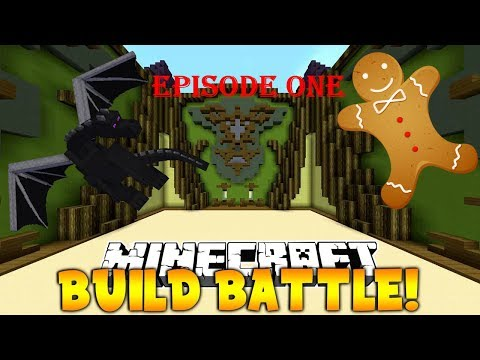 Minecraft Xbox: Master Builders - Mineplex | Episode One | BTU Beta