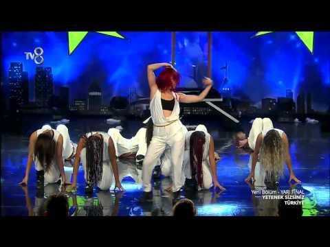 Moonstar Family'nin Yarı Final Performansı - Yetenek Sizsiniz (6.Sezon 47.Bölüm)