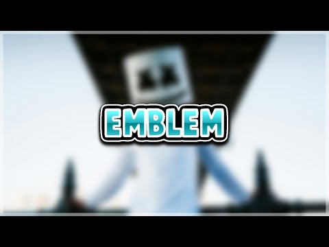 How to Make a Marshmello Emblem on COD Black Ops 1