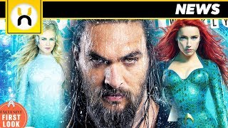 Aquaman First Look Reveals Mera, Queen Atlanna, & More
