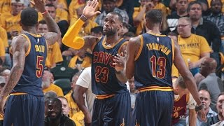 The Cleveland Cavaliers Complete the Historic Comeback in Indiana   April 20, 2017