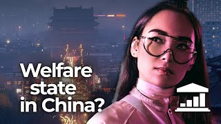 What is the WELFARE STATE like in the socialist CHINA of XI JINPING? - VisualPolitik EN