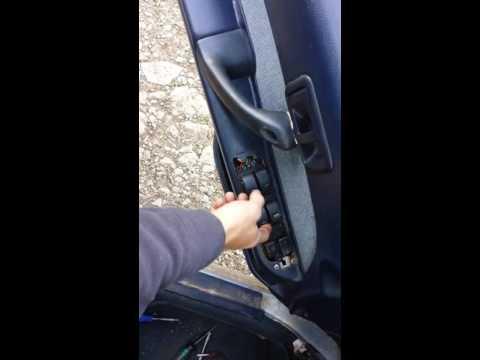 1990 toyota camry power window fix