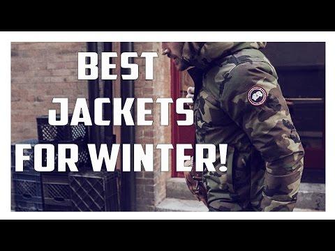 Best/Warmest Jackets For Winter!