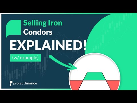 The best iron condor strategy guide: the iron condor course review.