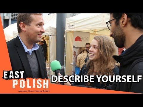 Describe yourself | Easy Polish 74