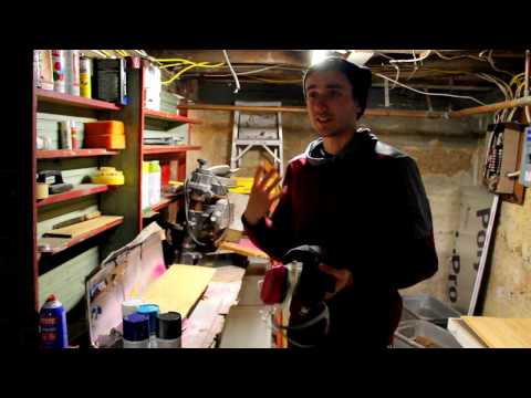 How to make your own skateboard