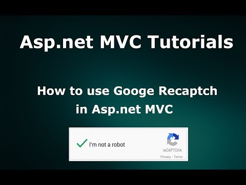 How to implement Google reCaptcha in Asp.net MVC
