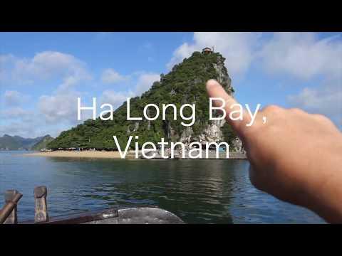 Ha Long Bay & Cat Ba Island were magic - Vietnam Video!