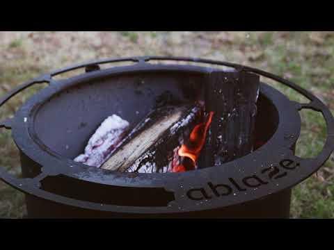 The Ablaze Fire Pit