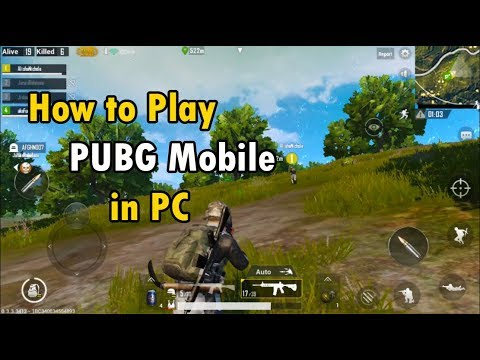 Play PUBG Mobile in PC