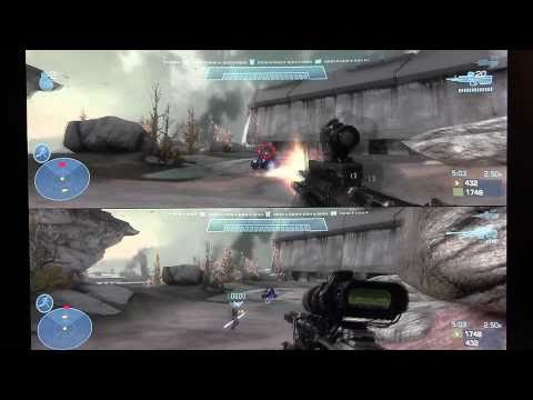 Halo Reach: Co-op Campaign Gameplay  FULL HD!  EPIC GAME FOOTAGE!