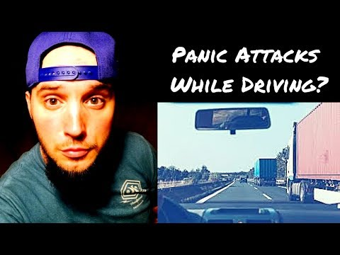 Panic Attacks While Driving - My Story